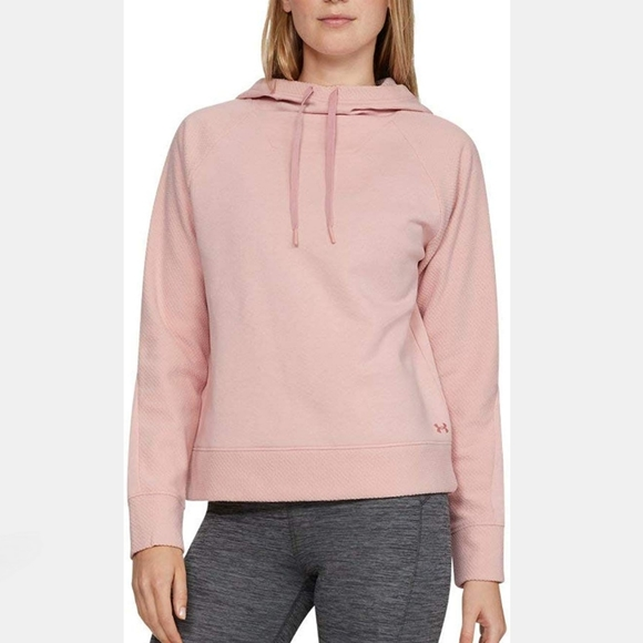 Under Armour Under Armour Womens Coldgear Infared Slouchy Neck Pullover Zip Up Sweatshirt